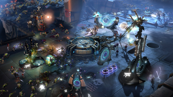 скриншот Warhammer 40,000: Dawn of War III 7