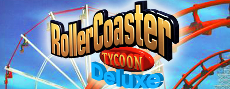 Nieuws - Now Available on Steam - RollerCoaster Tycoon® 1 and 2