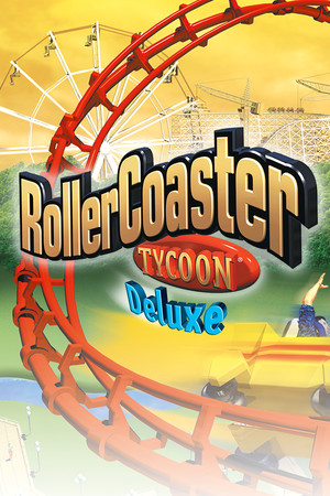 RollerCoaster Tycoon: Deluxe poster image on Steam Backlog