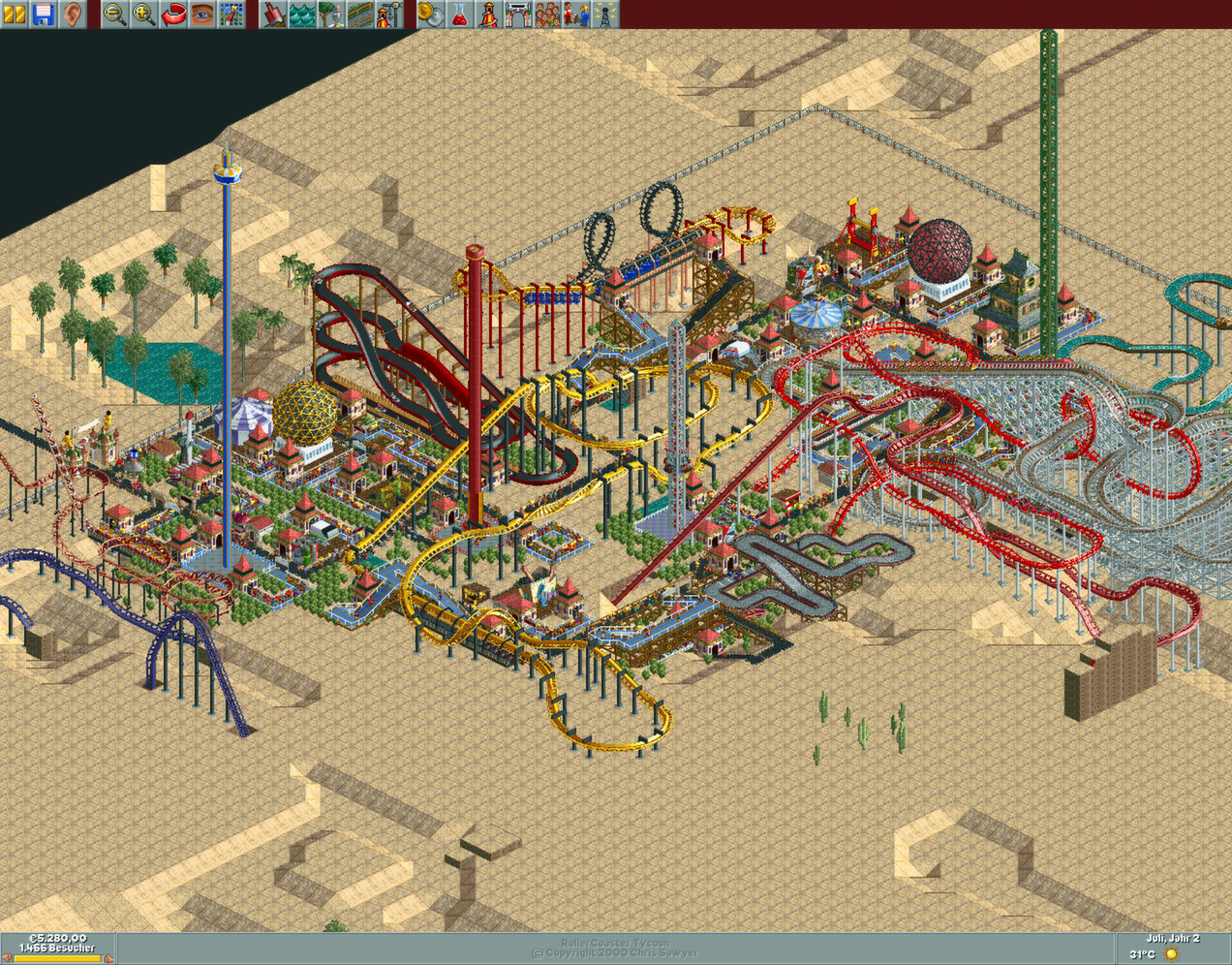 rollercoaster tycoon 3 download deutsch