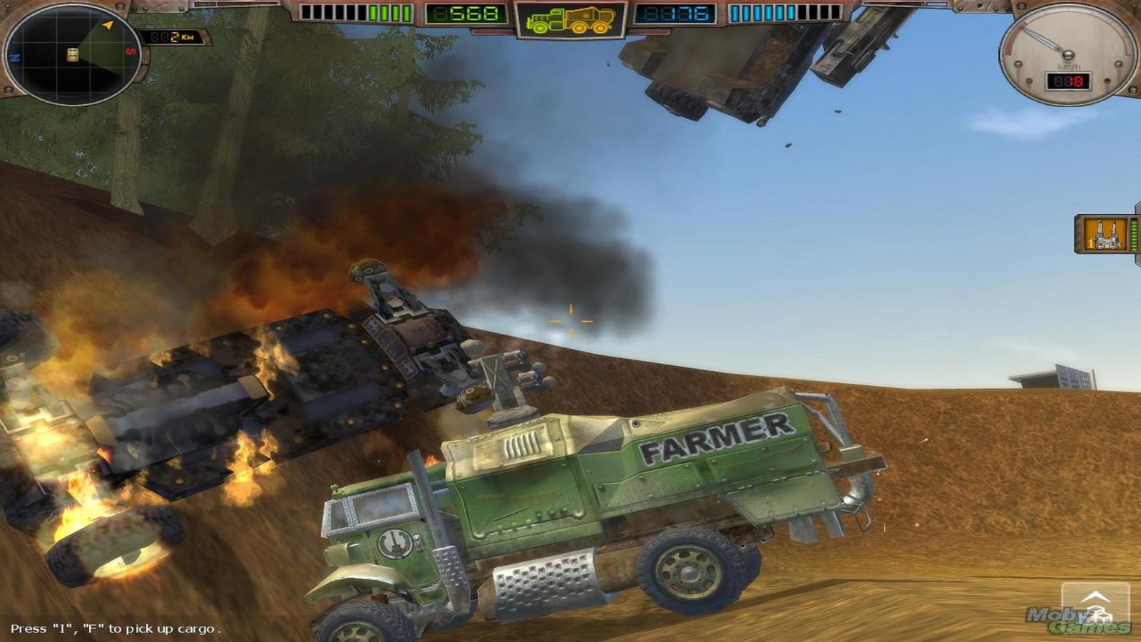 Скачать торрент ex machina hard truck apocalypse.