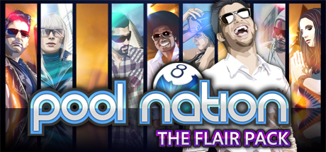 Pool Nation - Flair Pack
