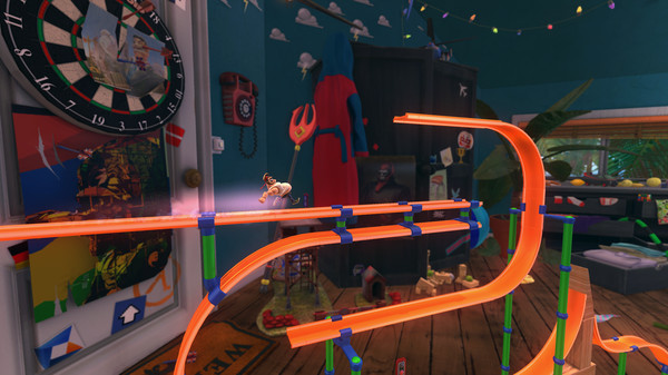 Screenshot of Action Henk