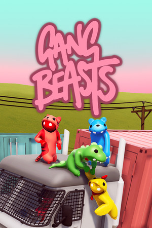 Gang Beasts poster image on Steam Backlog