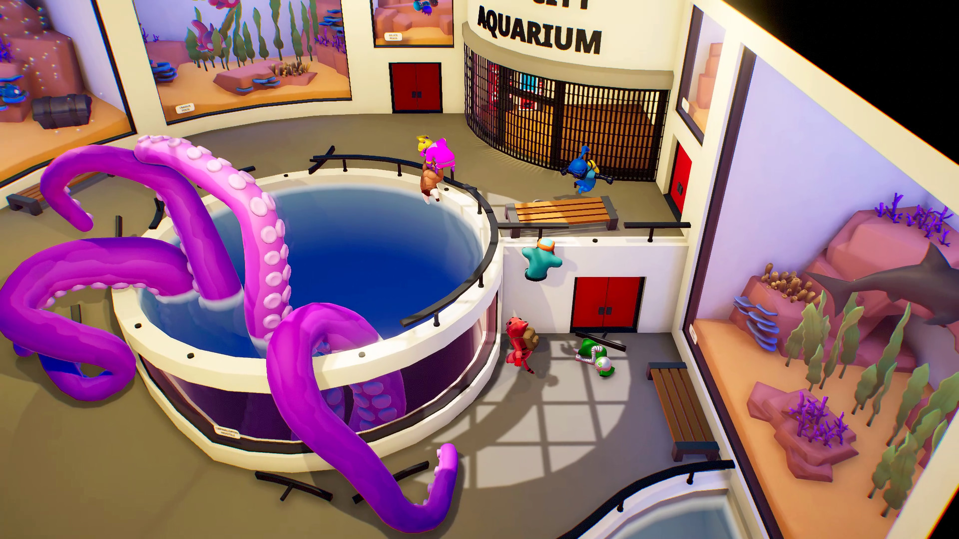 Find the best computers for Gang Beasts