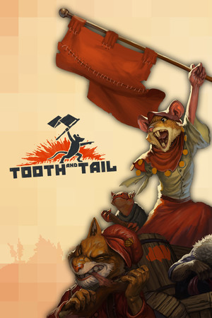 Tooth and Tail poster image on Steam Backlog