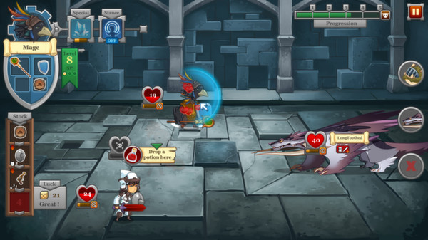скриншот QuestRun 4
