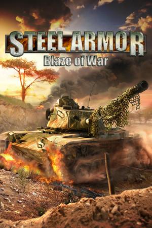 Steel Armor: Blaze of War poster image on Steam Backlog