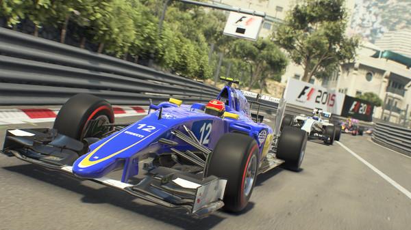 F1 2015 FULL UNLOCKED-RLDGAMES