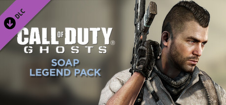 Call Of Duty Ghosts Legend Pack Soap On Steam