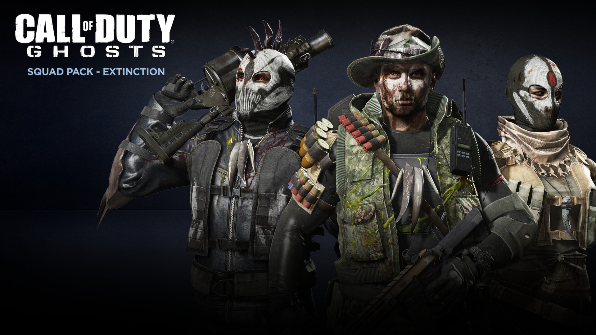 Call Of Duty Ghosts Squad Pack Extinction On Steam