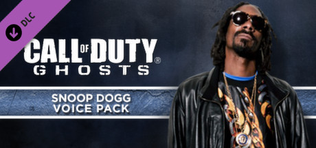 Call of Duty®: Ghosts - Snoop Dogg VO Pack