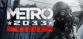 Metro 2033 Redux cover art