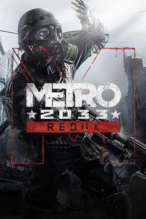 Metro 2033 Redux poster image on Steam Backlog
