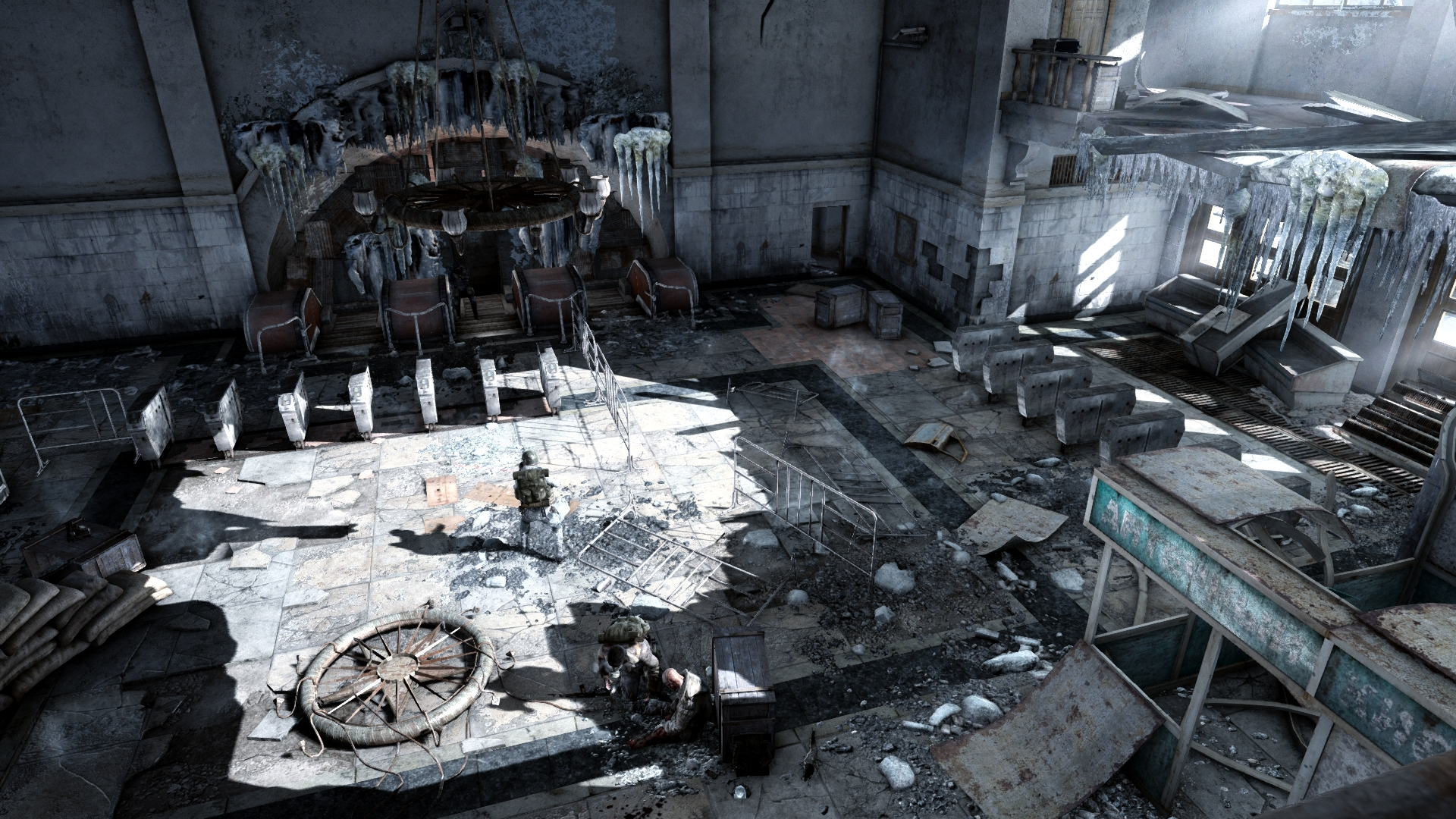 Metro 2033 Redux screenshot 2