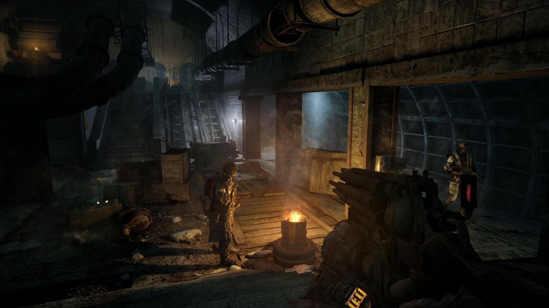 Metro 2033 Redux screenshot 1
