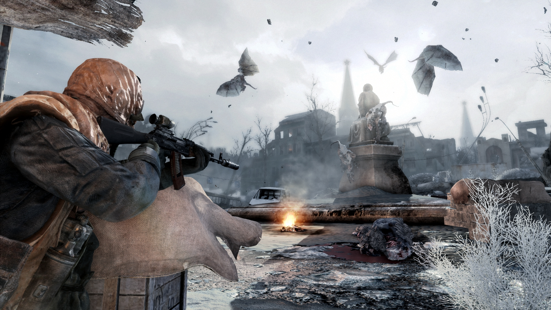 Metro 2033 Redux System Requirements - Can I Run It