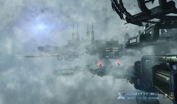 Скриншот из X Rebirth