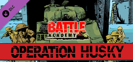 Battle Academy - Operation Husky