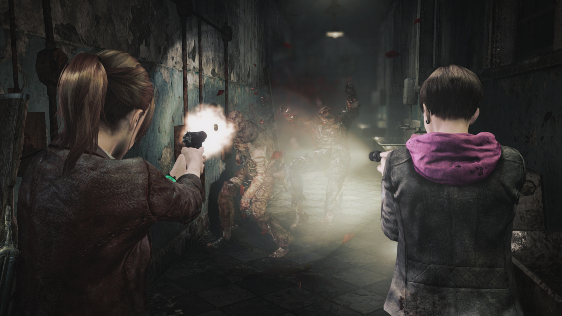 Resident Evil Revelations 2 ESPAÑOL PC Full + Update 2.1 (CODEX) + REPACK 3 DVD5 (JPW) 4