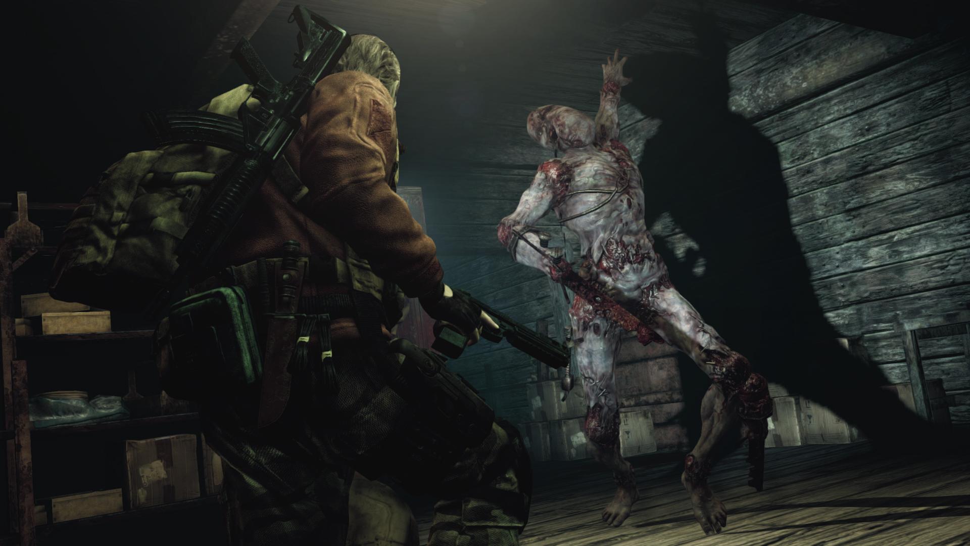Resident Evil Revelations 2 ESPAÑOL PC Full + Update 2.1 (CODEX) + REPACK 3 DVD5 (JPW) 8