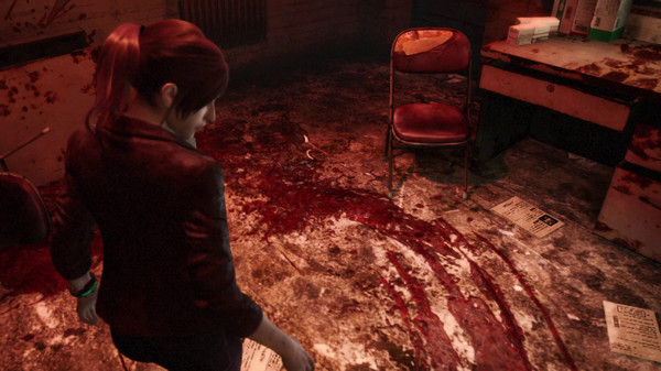 BIOHAZARD REVELATIONS 2