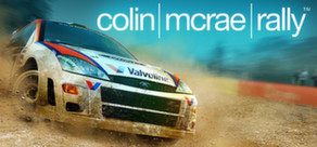 Colin McRae Rally cover art