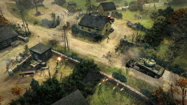 COH 2 - The Western Front Armies: US Forces