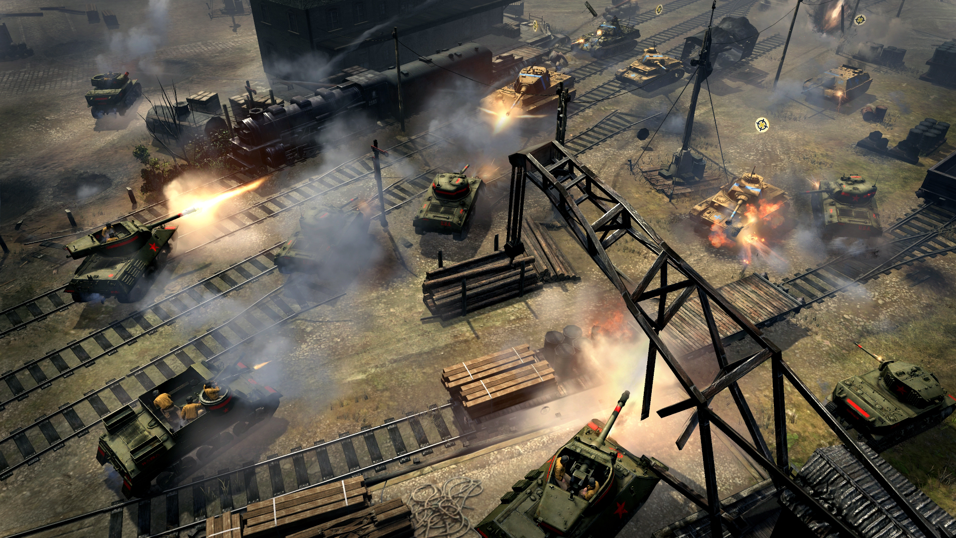 Coh 2 The Western Front Armies Us Forces On Steam
