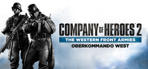 COH2 - The Western Front Armies: Oberkommando West cover art