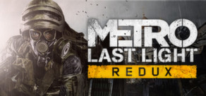 Metro: Last Light Redux cover art