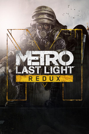 Metro: Last Light Redux poster image on Steam Backlog