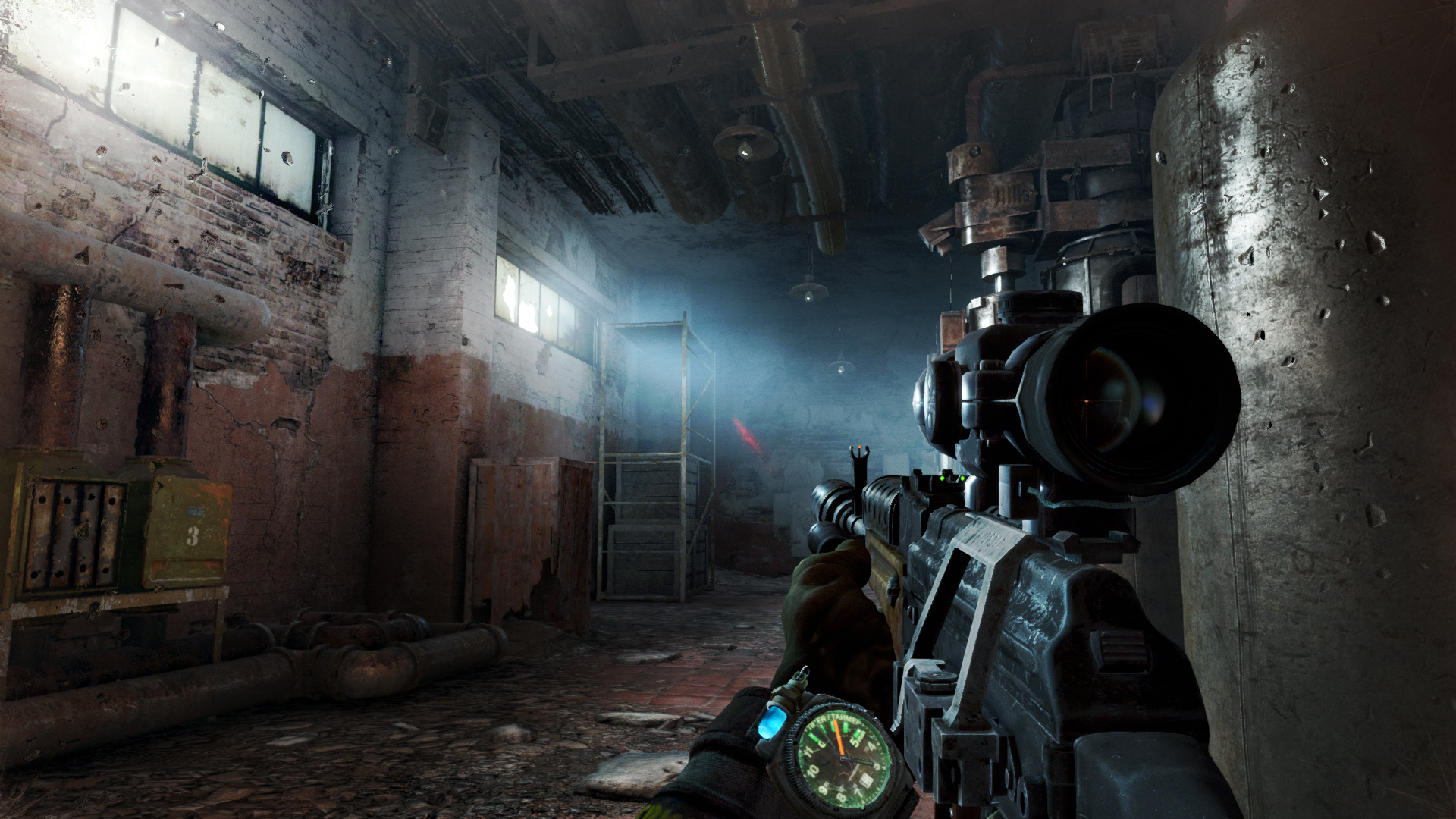 Baixar Metro Last Light Redux Torrent
