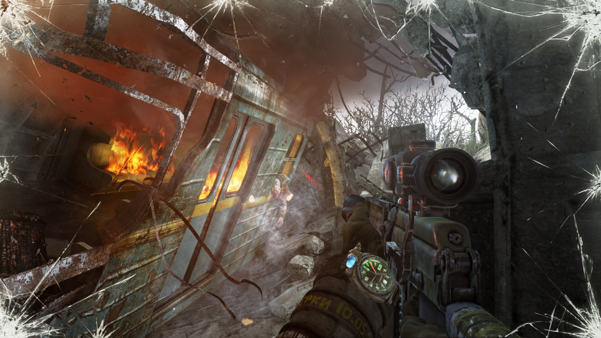 Metro Last Light Redux screenshot 1