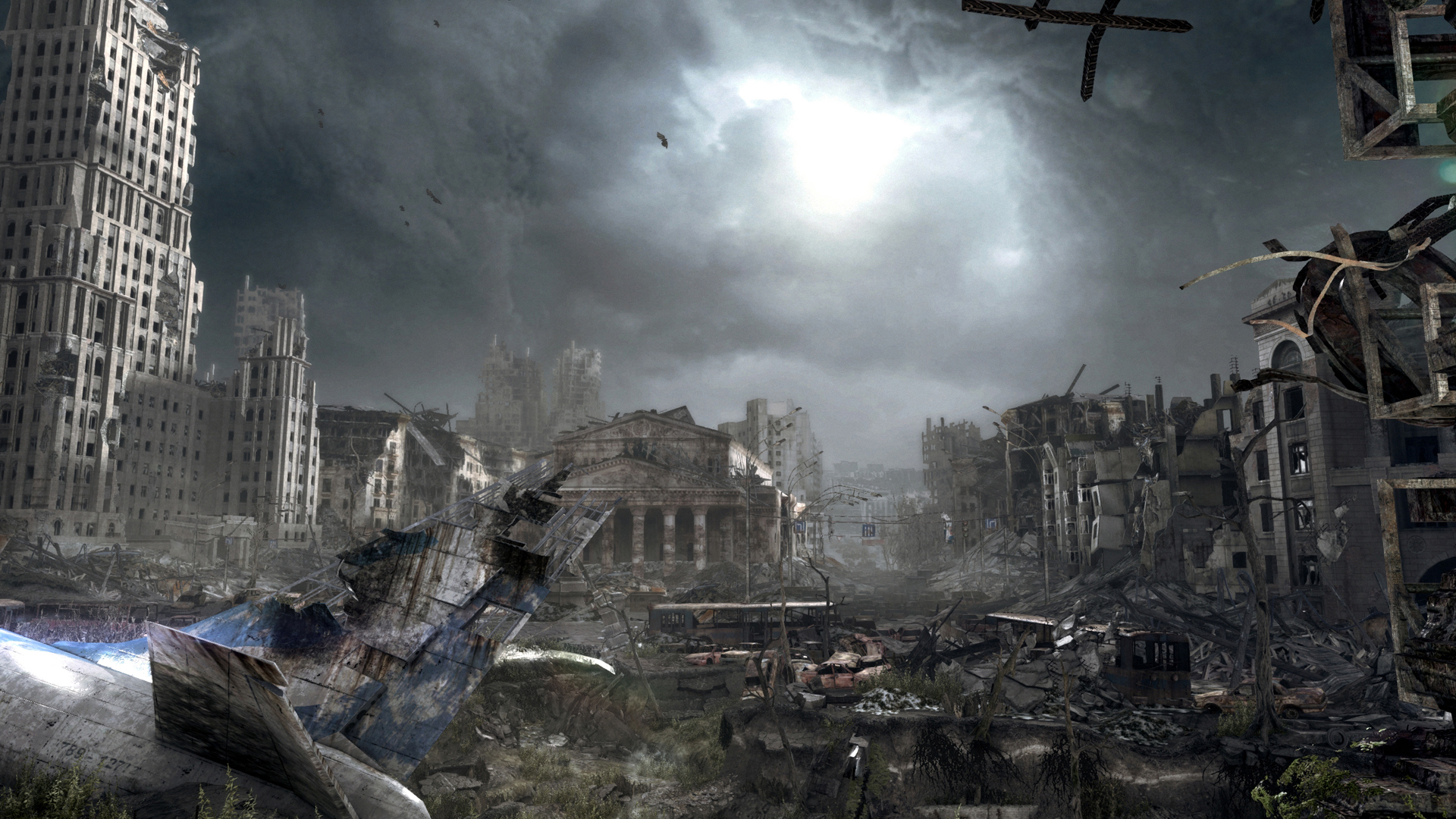 Metro: Last Light Redux System Requirements - Can I Run It