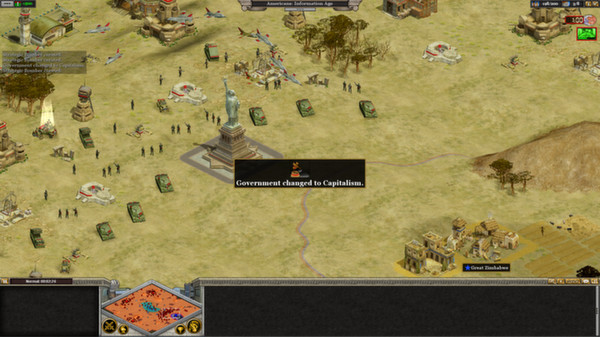 скриншот Rise of Nations: Extended Edition 6