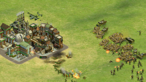 скриншот Rise of Nations: Extended Edition 2