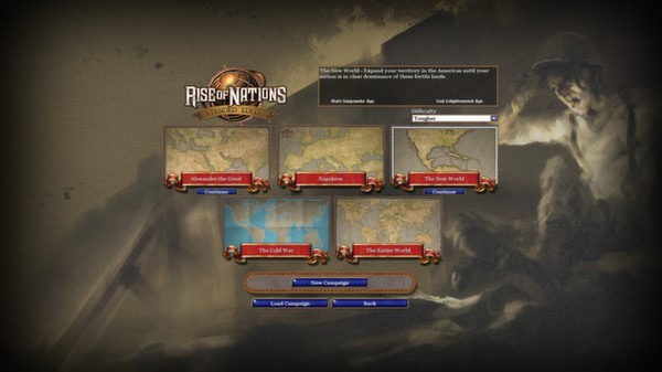 скриншот Rise of Nations: Extended Edition 4