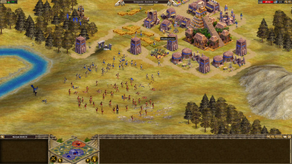 скриншот Rise of Nations: Extended Edition 0
