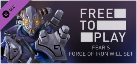 Forge of Iron Will (Fear's Sven Set)
