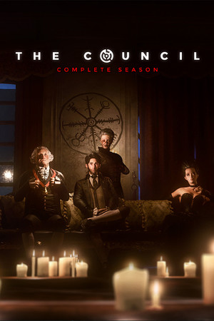 The Council poster image on Steam Backlog