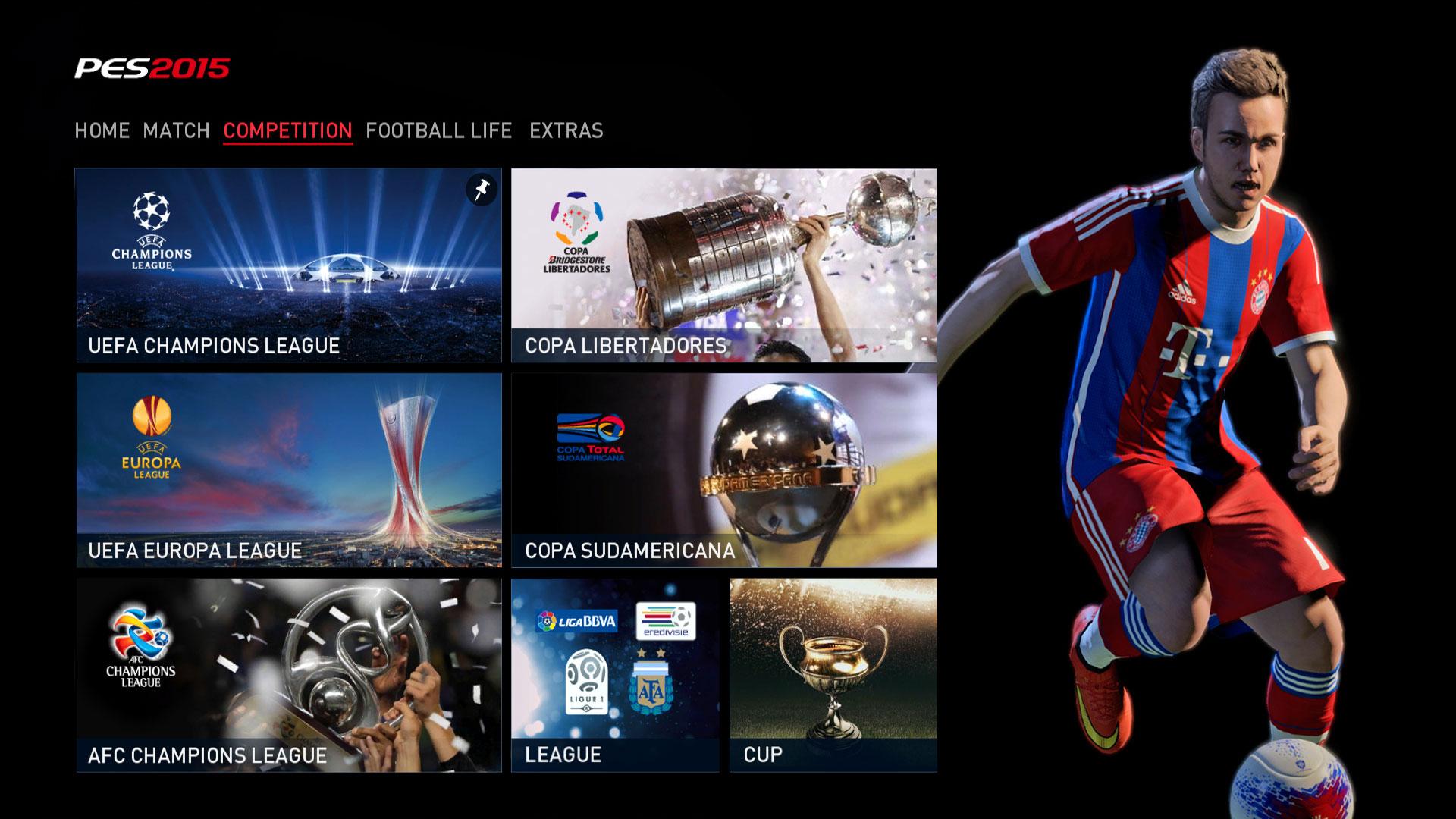Pro Evolution Soccer 2015 PC Multilenguaje ESPAÑOL + Update v1.03 (RELOADED) 1