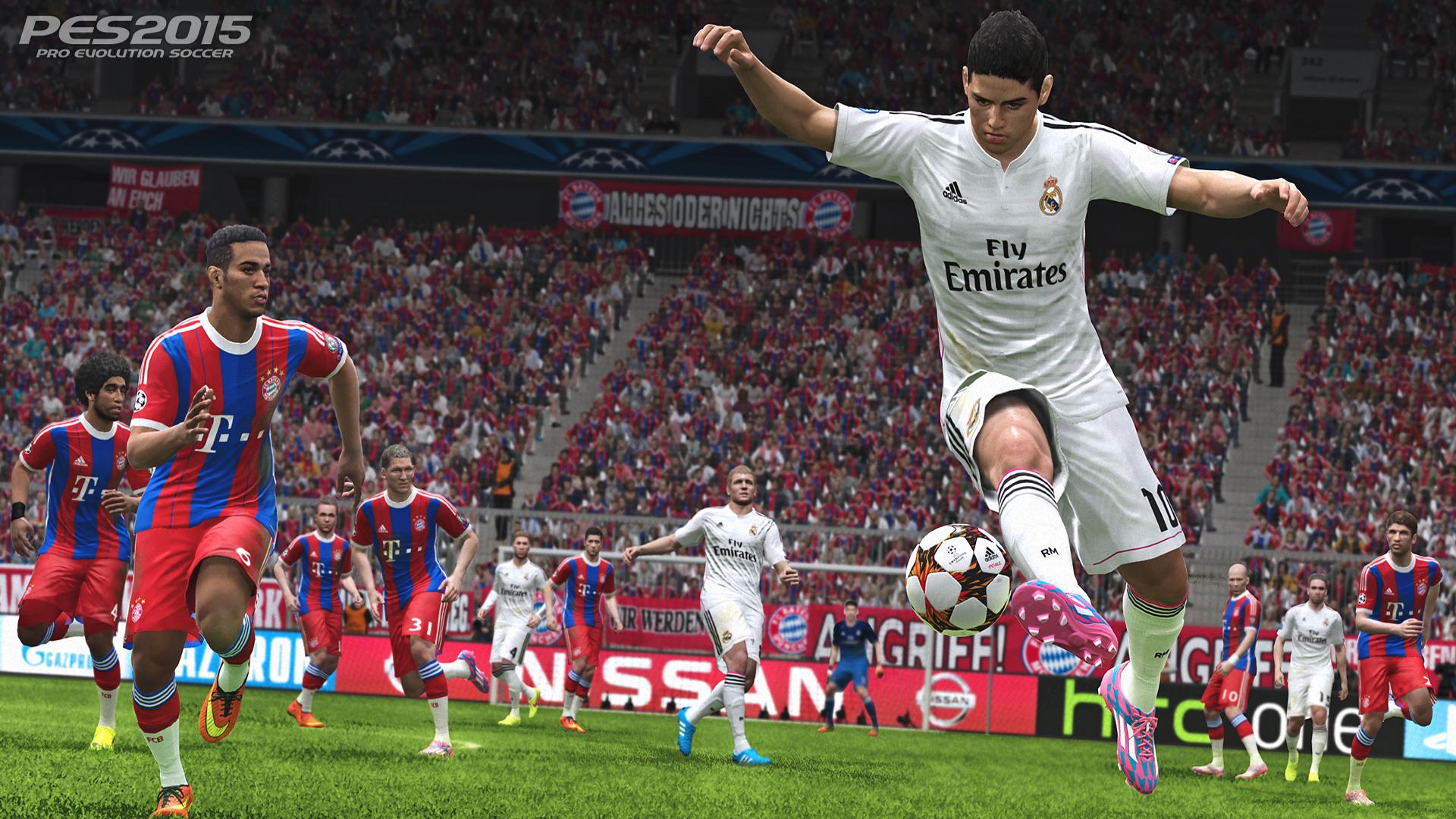 Pro Evolution Soccer 2015 PC Multilenguaje ESPAÑOL + Update v1.03 (RELOADED) 4