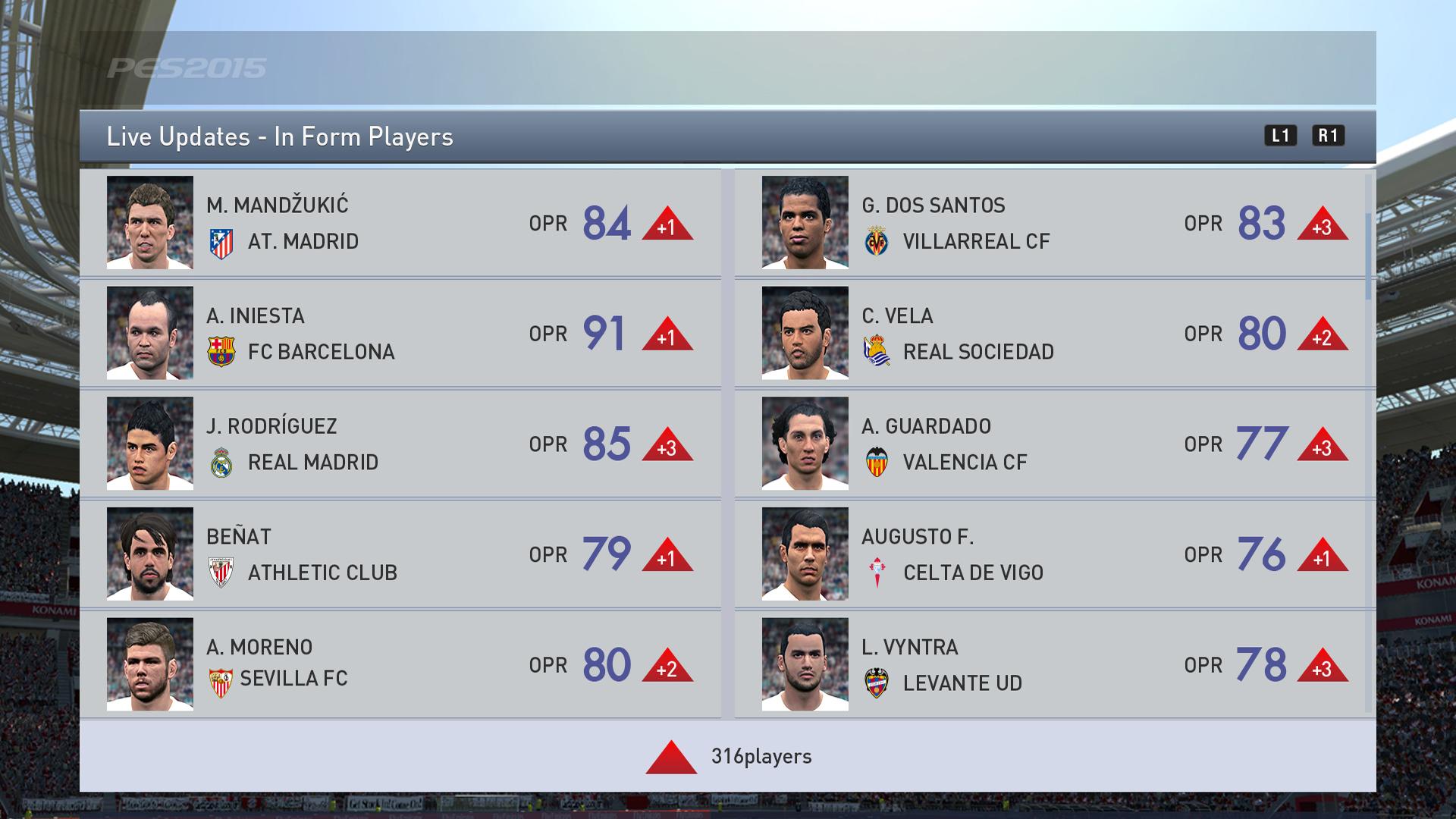 Pro Evolution Soccer 2015 PC Multilenguaje ESPAÑOL + Update v1.03 (RELOADED) 7
