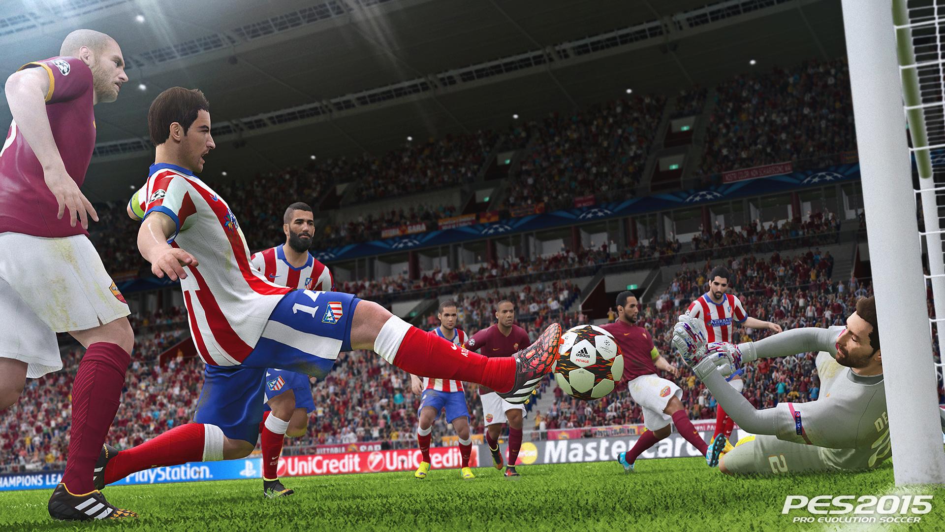 Pro Evolution Soccer 2015 PC Multilenguaje ESPAÑOL + Update v1.03 (RELOADED) 6