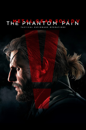 METAL GEAR SOLID V: THE PHANTOM PAIN poster image on Steam Backlog