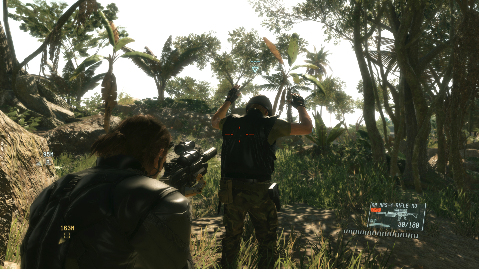 Metal Gear Solid V: The Phantom Pain Screenshot 1