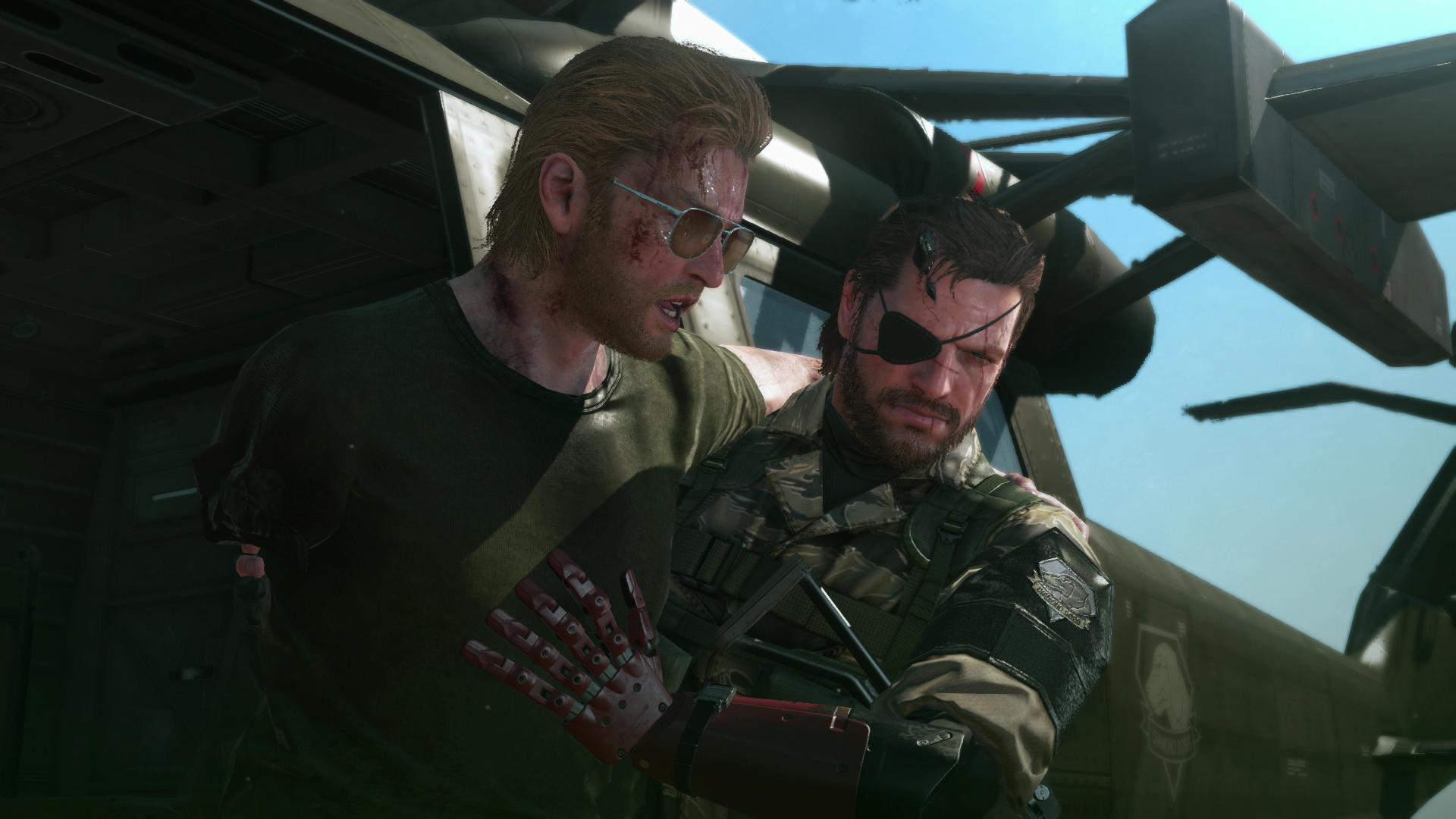 Metal Gear Solid V The Phantom Pain ESPAÑOL Descargar Full (CPY) + REPACK 5 DVD5 (JPW) 8