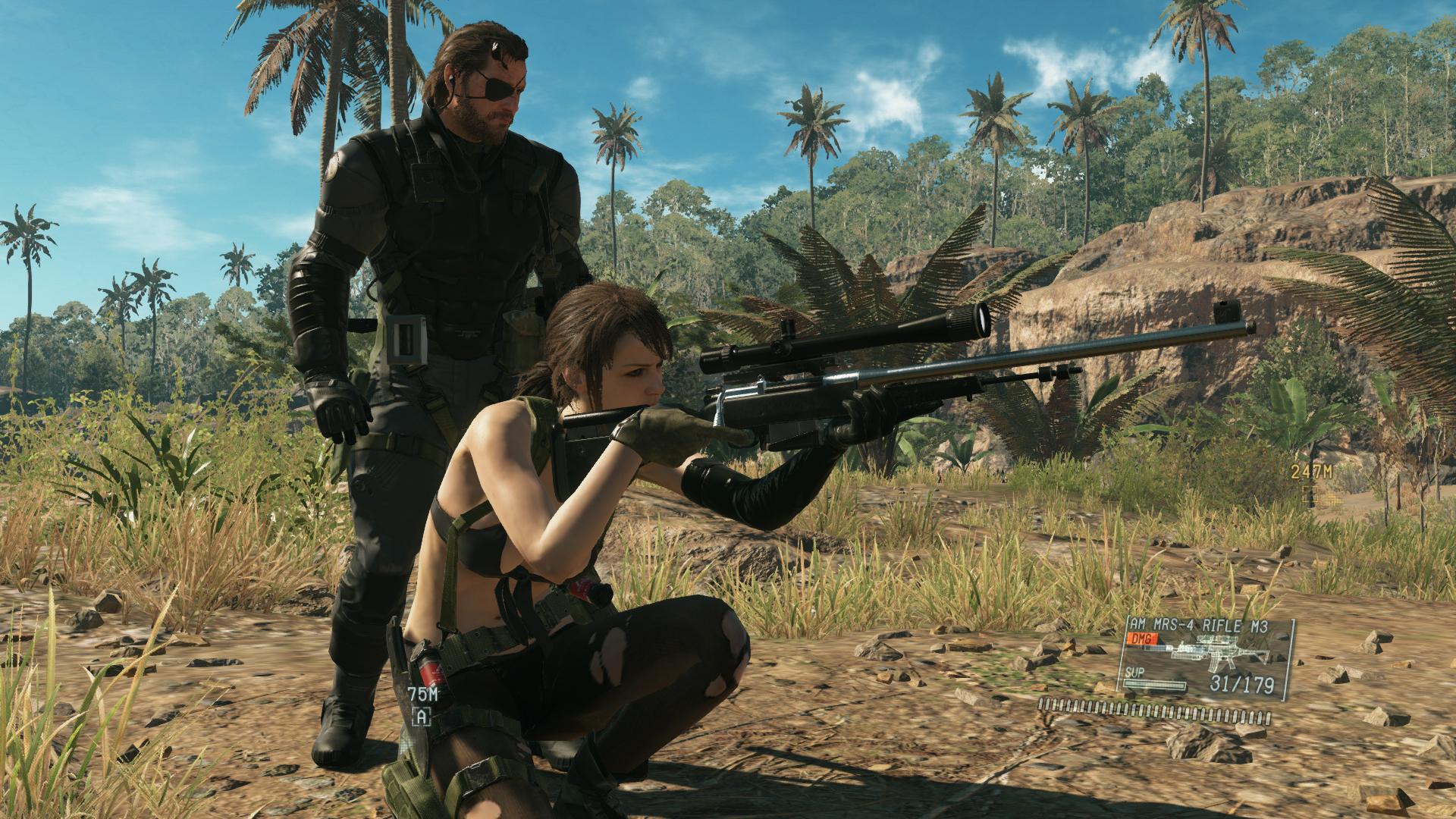 Metal Gear Solid V The Phantom Pain ESPAÑOL Descargar Full (CPY) + REPACK 5 DVD5 (JPW) 1