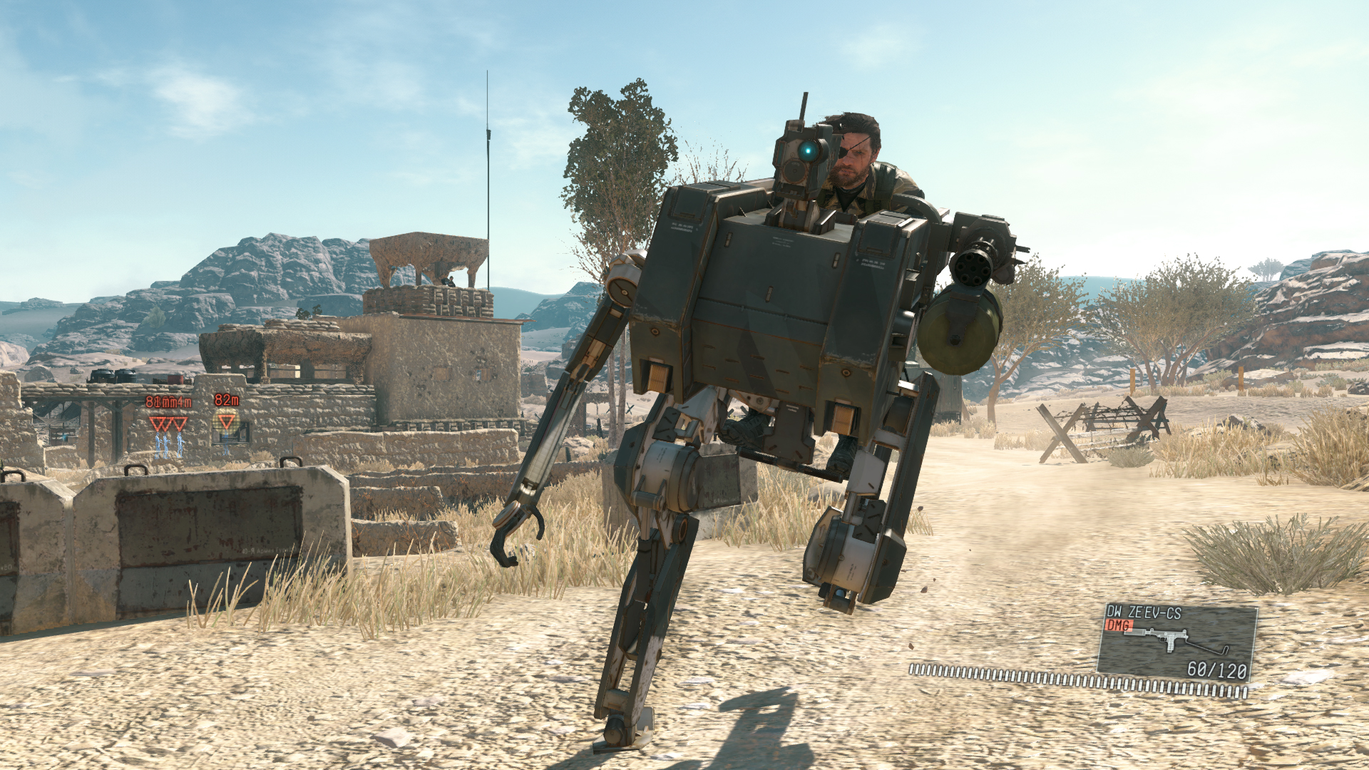 Metal Gear Solid V The Phantom Pain On Steam Game Ps4 Definitive Experience